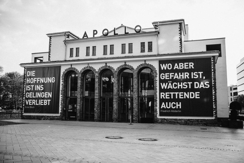 Apollo Kino Siegen Fotokunst