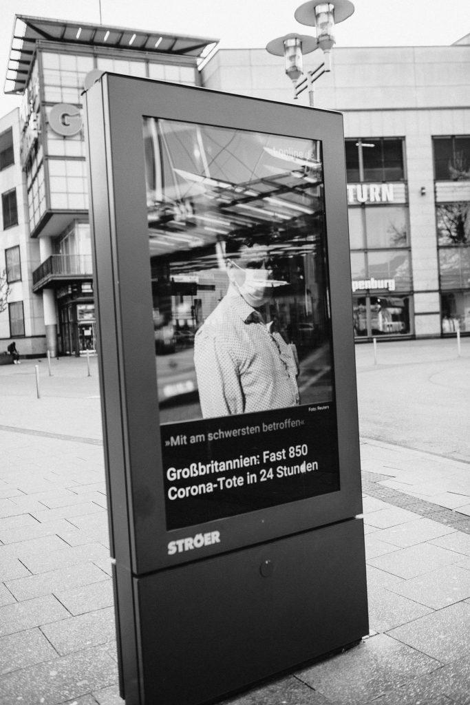 City Galerie Bahnhof Siegen Fotokunst