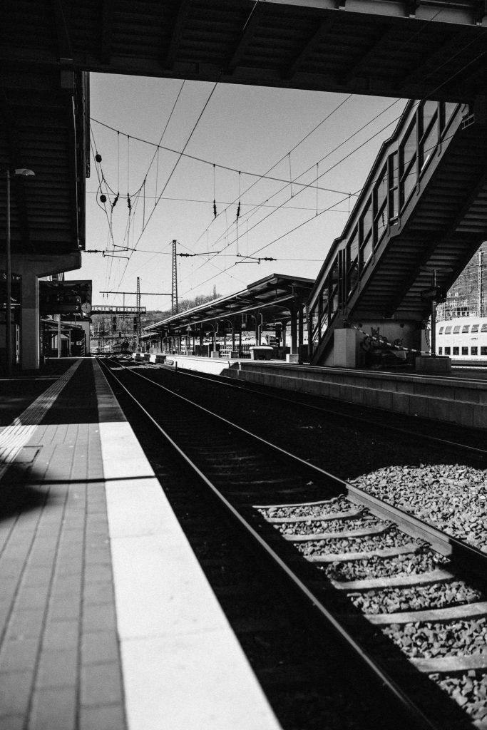 Bahnhof siegen Fotografie