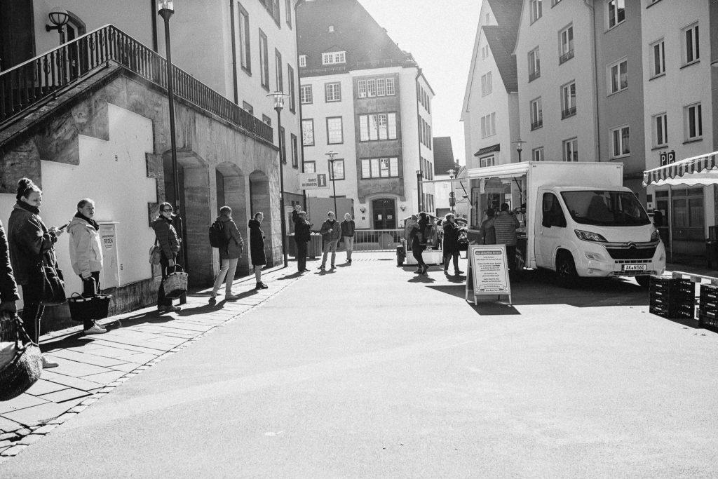 Marktplatz Siegen Fotografie Streetphotography