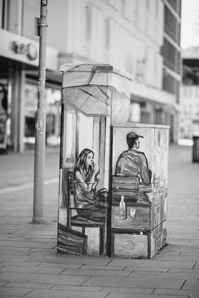 Siegen Corona Streetphotography