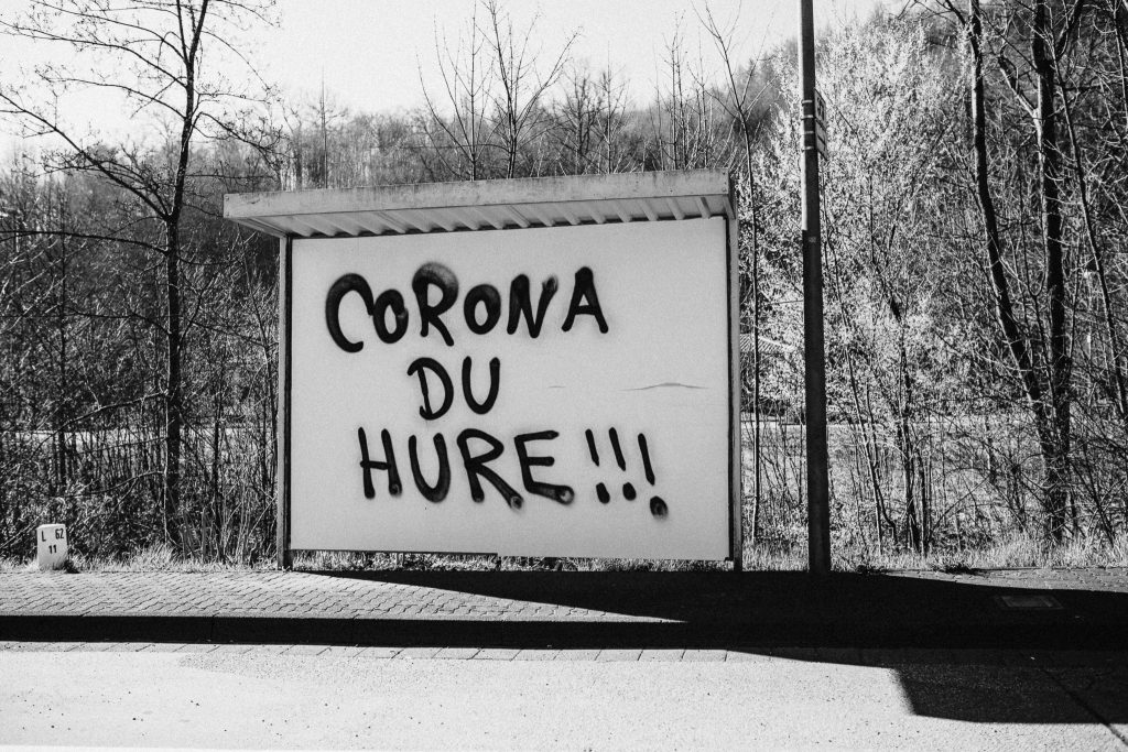 Corona Streetphotography Siegen
