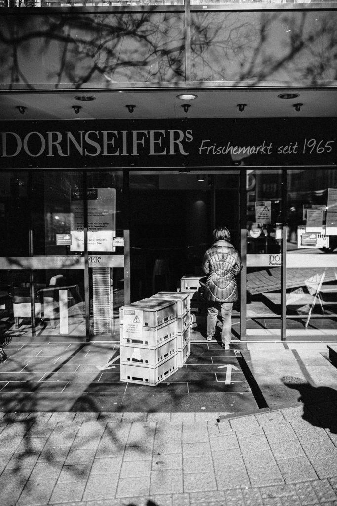 Dornseifer Corona Massnahmen Fotografie